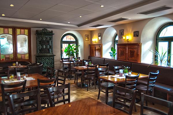 Restaurant Hünns Gastraum